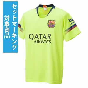 激安クラスティーシャツ【Aクラスサッカーユニフォーム】BCN 18/19A画像1
