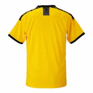 激安クラスティーシャツ【Aクラスサッカーユニフォーム】BVB 19/20 H画像2