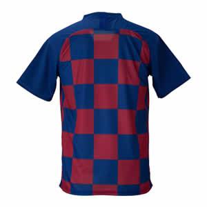 激安クラスティーシャツ【Aクラスサッカーユニフォーム】BCN 19/20H画像2