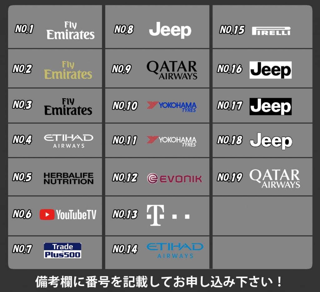 激安クラスティーシャツ(S~2XL)オリジナルストライプサッカーユニフォーム ネイビー×エンジ画像3