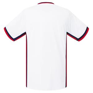激安クラスティーシャツ野球ユニフォーム(ホワイト)ベースボールシャツ画像2
