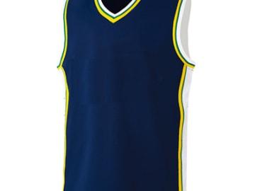 バスケットボールユニフォーム【ネイビー】FUS-21630