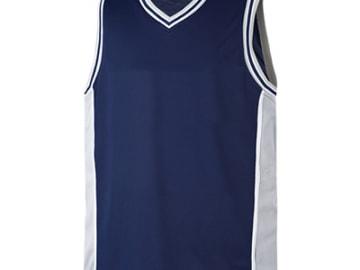 バスケットボールユニフォーム【ネイビー】FUS-22620
