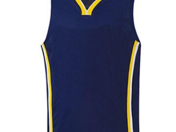 バスケットボールユニフォーム【ネイビー】FUS-26650