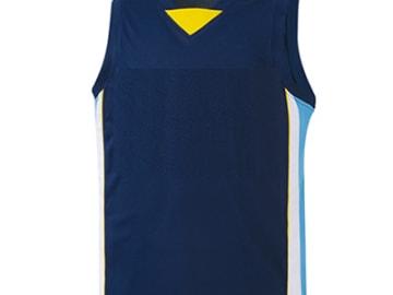 バスケットボールユニフォーム【ネイビー】FUS-26680