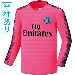 激安クラスティーシャツ【Sクラスサッカーユニフォーム】PSG 18-19A5画像1