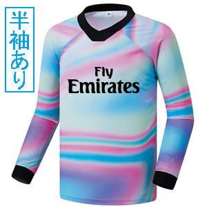 激安クラスティーシャツ【Sクラスサッカーユニフォーム】JUV 18-19A2画像1