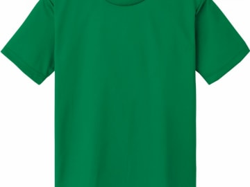ドライTシャツ グリーン