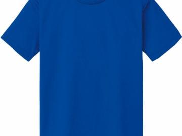 ドライTシャツ ロイヤルブルー