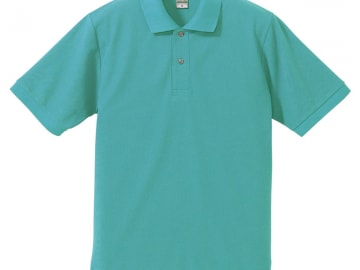 ドライカノコ ポロシャツ ミントグリーン
