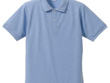 ドライカノコ ポロシャツ OXブルー