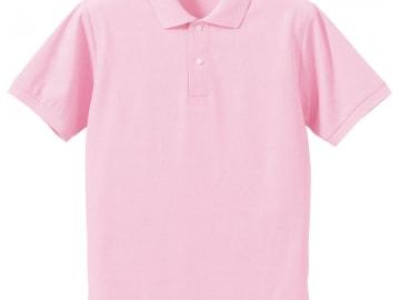 ドライカノコ ポロシャツ OXピンク