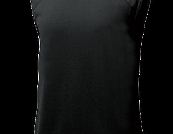 ベーシックバスケットシャツ ブラック