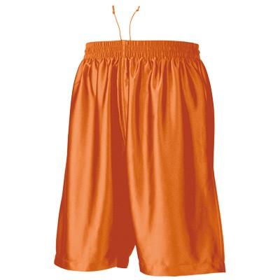 激安クラスティーシャツベーシックバスケットシャツ オレンジ画像2