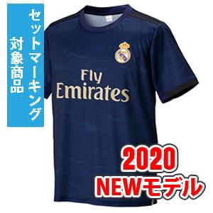激安クラスティーシャツ【Aクラスサッカーユニフォーム】RMA 19/20画像1