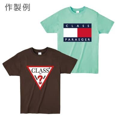 パロディーロゴティシャツ作成例6