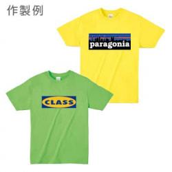 パロディーロゴティシャツ作成例5