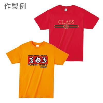 パロディーロゴティシャツ作成例4